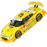 トミカEBBRO Yellow Hat YMS TOMICA GT-R 2008MODEL