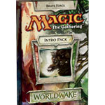 Magic:The Gathering Worldwake Intro Pack Brute Force(英語版)