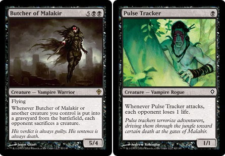 Magic:The Gathering Worldwake Intro Pack  Fangs of the Bloodchief(英語版)写真2