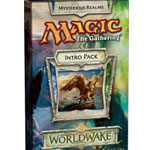 Magic:The Gathering Worldwake Intro Pack Mysterious Realms(英語版)