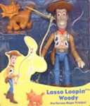 Toy Story Adventure Collection Lasso Loopin Woody