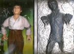 STAR WARS ACTION COLLECTION HAN SOLO As Prisoner