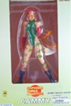 Capcom Girls Collection CAMMY キャミィ (グリーン)