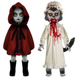 Living Dead Dolls Scary Tales 2体セット