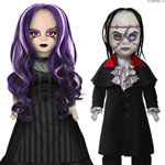 Living Dead Dolls Scary Tales Vol.2: Beauty & The Beast 2体セット