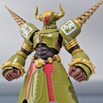 S.H.Figuarts TIGER & BUNNY ロックバイソン
