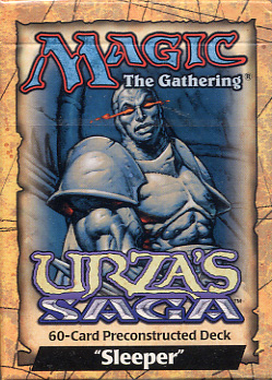 Magic: The Gathering DECK URZA'S SAGA