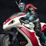 S.I.C. Vol.46 仮面ライダー1号&サイクロン (仮面ライダーTHE FIRST)